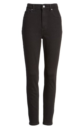 Lee High Waist Skinny Jeans | Nordstrom