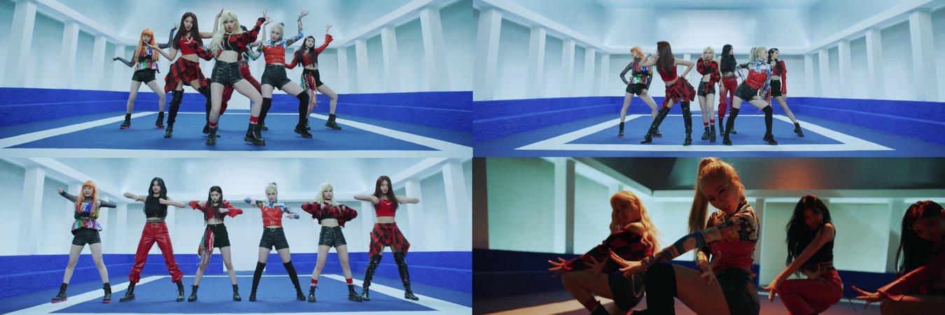 MARIONETTE 'DUN DUN' MV - DANCE SCENE + CLOSING SCENE