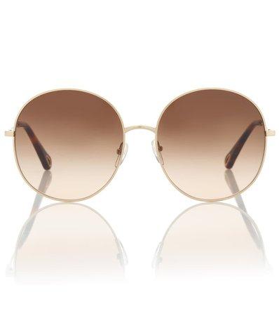 Round Sunglasses | Chloé - Mytheresa