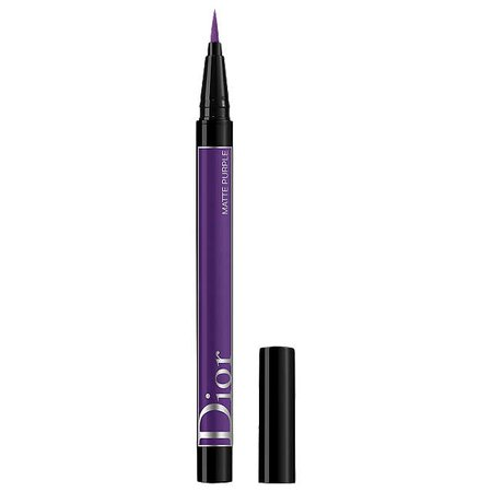 Dior Diorshow On Stage Eyeliner, 176 Matte Purple