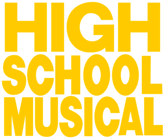 File:High School Musical Text Logo.png - Wikimedia Commons