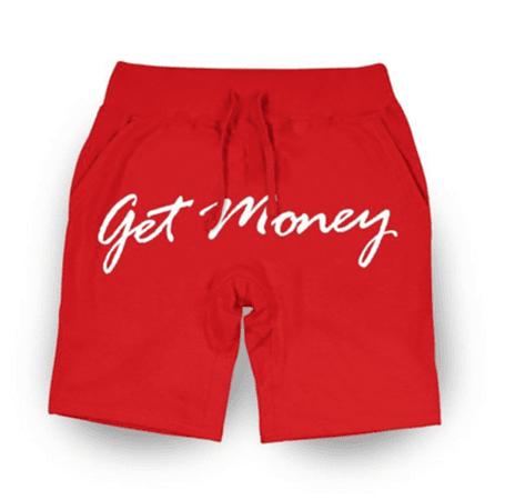 Get Money Script Shorts - RED – Hastamuerte