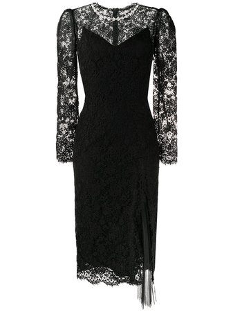 Ermanno Scervino Embellished Asymmetric Embroidered Dress - Farfetch