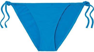 Les Essentiels Malou Bikini Briefs - Cobalt blue