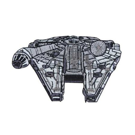 Star Wars Patch Millennium Falcon Han Solo's Smuggler