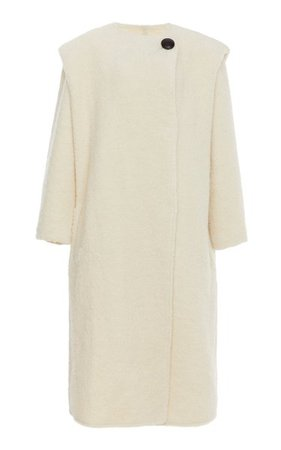 Gelton Shearling Coat By Isabel Marant   Moda Operandi