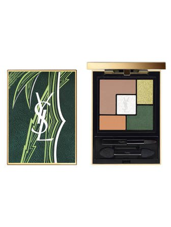 Couture Eye Palette Summer Look 2019 | YSL