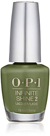 OPI Infinite Shine Nail Polish, Olive For Green