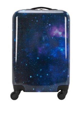 galaxy suitcase