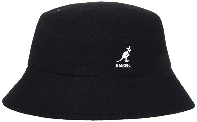 Kangol Men's Wool Lahinch Bucket Hat at Amazon Men's Clothing store: