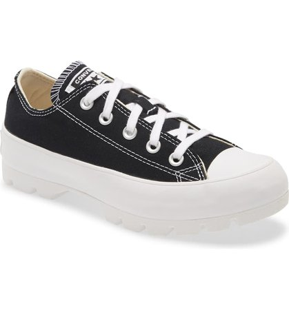 Converse Chuck Taylor® All Star® Lugged Low Top Sneaker (Women) | Nordstrom