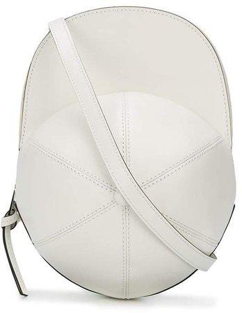 Cap cross-body bag