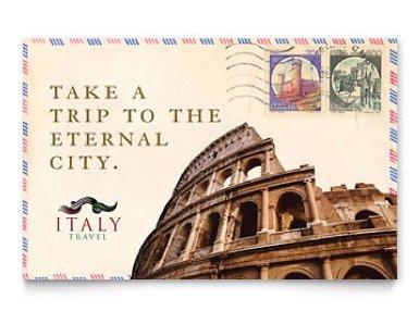 Italy Travel Ad