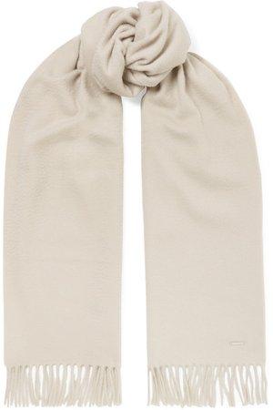 Loro Piana | Grande Unita fringed cashmere scarf | NET-A-PORTER.COM