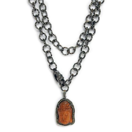 rust stone necklace and earrings and bracelets - Google Search