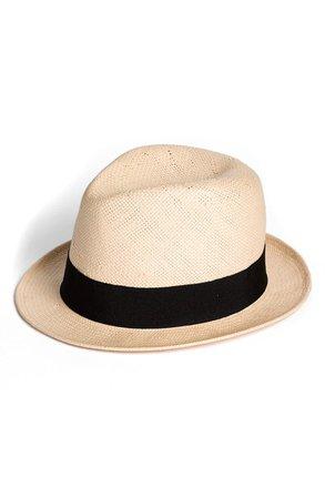 Straw Panama Hat   Nordstrom