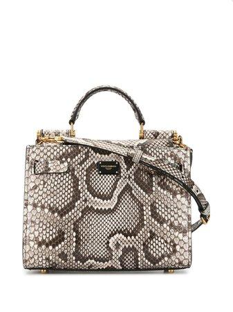 Dolce & Gabbana Bolso Shopper Sicily 62 Pequeño - Farfetch