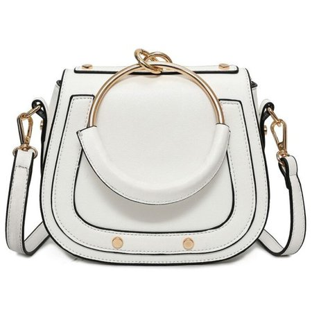 Lux Wristlet Crossbody Saddlebag (3 Colors) – Mary Cheffer