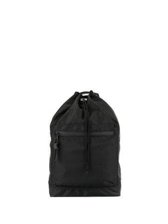 As2Ov Drawstring Backpack 12160410 Black | Farfetch