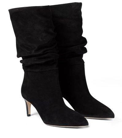 Paris Texas - Suede boots | Mytheresa