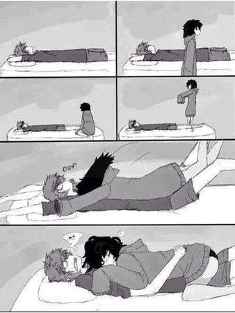 Anime Cuddles