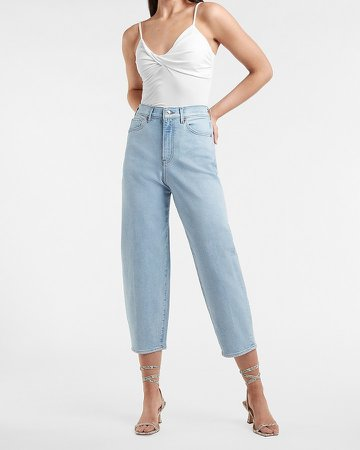 Cropped Twist Front Cami