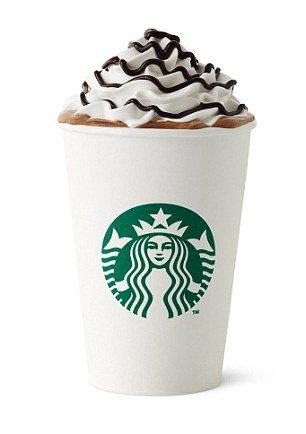 Starbucks Hot Chocolate