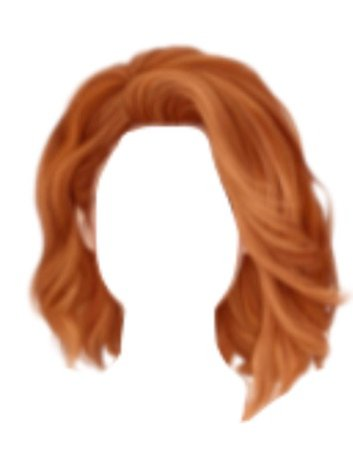 ginger hair PNG(@bittersweetofficial)