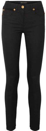 Low-rise Skinny Jeans - Black