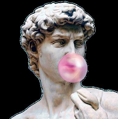 bubble gum bust