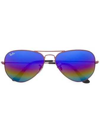 Ray-Ban Rainbow sunglasses £177 - Buy Online - Mobile Friendly, Fast Delivery