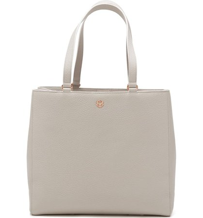 Dagne Dover Large Allyn Leather Tote   Nordstrom