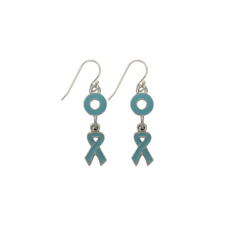 ovarian ribbons jewelry - Google Search