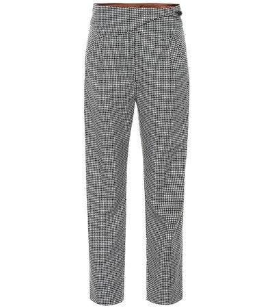 Kismet Basque Wool-Blend Pants | Blazé Milano - Mytheresa