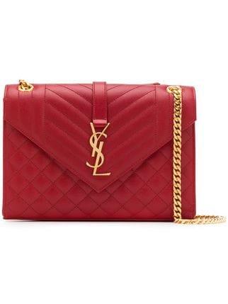 Saint Laurent Envelope medium shoulder bag $1,936 - Buy Online SS19 - Quick Shipping, Price