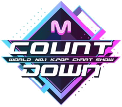 M countdown logo