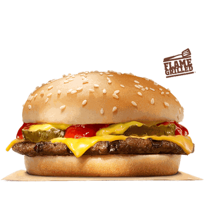 Cheeseburger | BURGER KING® Fiji