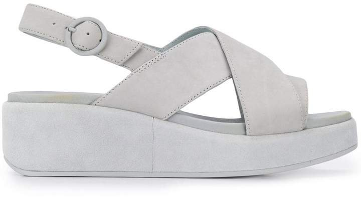 Misia crossover sandals