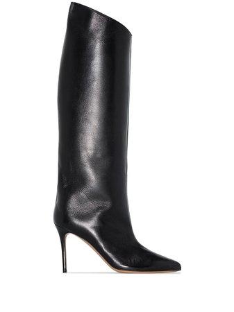 Alexandre Vauthier Alex 90mm Boots - Farfetch