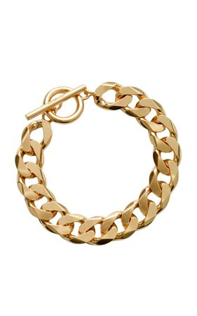 Moto 18k Gold Vermeil Bracelet By All Blues | Moda Operandi