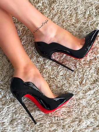 Sexy Solid Stiletto Pumps Online. Discover hottest trend fashion at chicme.com