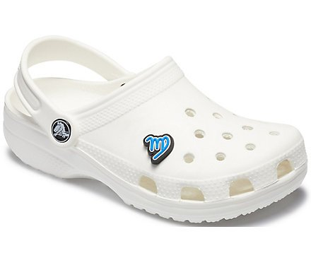 Virgo Sign Jibbitz™ Shoe Charm - Crocs