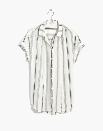 Central Shirt in Parkman Stripe