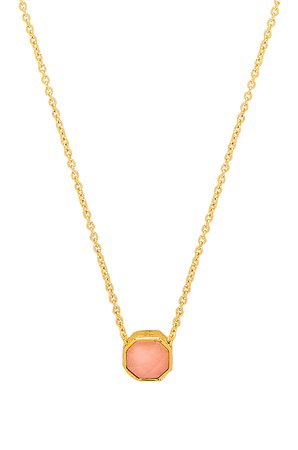 Love Power Gemstone Adjustable Necklace