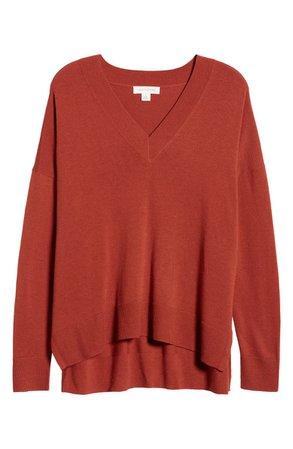 Women's V-Neck Sweater | Nordstrom