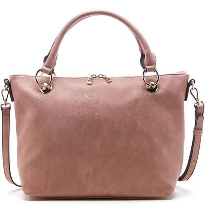 Sole Society Faux Leather Satchel | Nordstrom