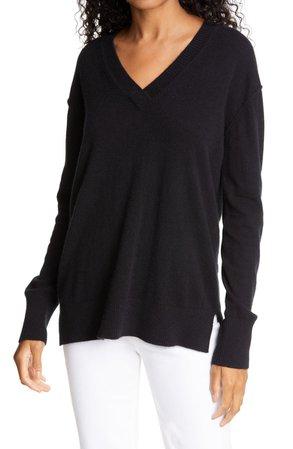 Nordstrom Signature V-Neck Cashmere Sweater | Nordstrom