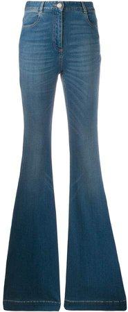 whitney bell-bottom jeans