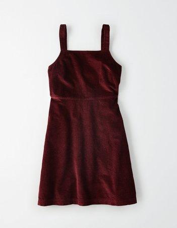 AE Corduroy Mini Dress