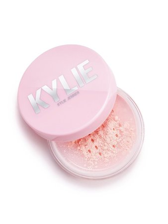 Soft Pink | Loose Setting Powder | Kylie Cosmetics by Kylie Jenner
